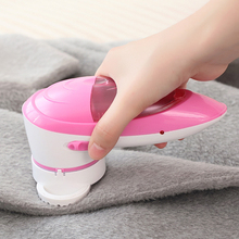 Rechargeable Clothes Lint Remover Fuzz Pills Shaver for Sweaters Carpets Pellets Electrostatic Dust Collector(China)
