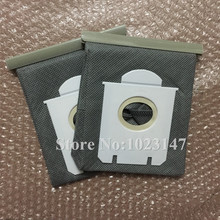 2 pieces/lot Vacuum Cleaner Bag Washable Dust Bag for Electrolux ZUS3300 Ultra One Oxygen E200 etc.