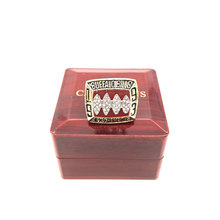 US size 9-13!Wholesale AFC 1993 Buffalo Bills Football Super Bowl Replica Solid World Championship Rings for fans(China)