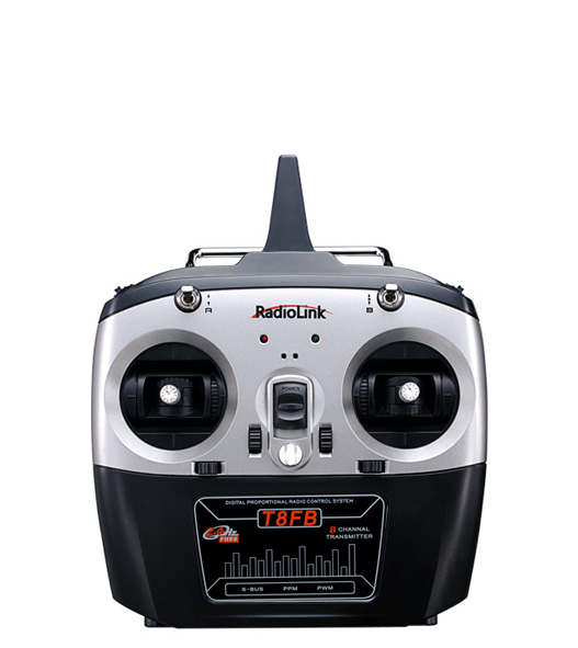 RadioLink T8FB 2.4GHz 8ch RC Transmitter R8EF Receiver Combo Remote Rontrol for RC Helicopter DIY RC Quadcopter Plane F18738/9<br>