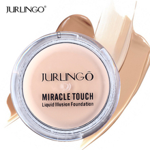 High Quality Base Liquid Foundation Cream Makeup 3 Color Face Camouflage Concealer Whitening Oil-control Maquiagem Cosmetics
