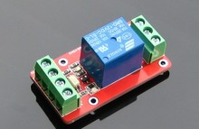 1 channel relay module / optocoupler isolation / high or low level control / 5V, 12V, 24V optional