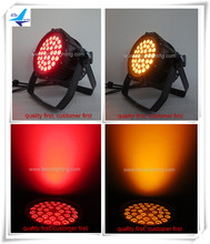 8lot Outdoor led par dmx 36 led par 10w rgbw led wash light par can 36x10w led par 64 waterproof