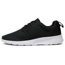 LQDRIO Sport Shoes Men Sneakers Men 2017 Black Tennis Hombre Zapatillas Deportivas Women Breathable Running Shoes Plus Size 45