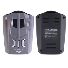 V9 Car Laser Radar Detector 9 Band LED Display Driving safely Speed Alert Warning Anti Radar Detectors(China)