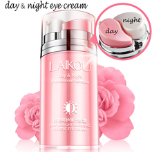 High Quality Moisturizing Skin Care Cream Natural Rose Essential Oil Anti-aging Eye Wrinkle Night Repair Day And Night Eye Cream