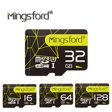 Micro SD Card 32GB SDHC mini sd card 16 GB 32GB 64GB 128GB Class 10 SDXC Memory Card Flash Memory for cell Phones Tablet Camera