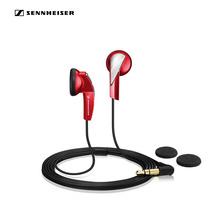 Sennheiser High quality MX365 Sports earphone wired stereo super bass stereo Durable music headphones for phone xiaomi(China)