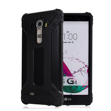 For LG G4 G5 Case Protection Air Cushion Dual Layers Hard Back Protective Cover Luxury Mobile Phone Accessories