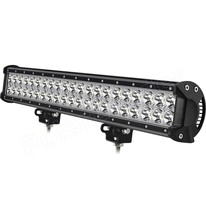 126W LED Work Light Bar 12V 24V Driving Offroad Boat Car Tractor Truck SUV ATV best price sale double row 1 pcs