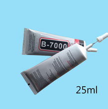 1 Pcs New 25ml Best B-7000 Multi Purpose Glue Adhesive Epoxy Resin Diy Crafts Glass Touch Screen Cell Phone Super glue