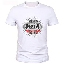 Factory outlet MMA combat pure the yes option T shirt summer of 2016 the new T-shirt can customize according to their own image
