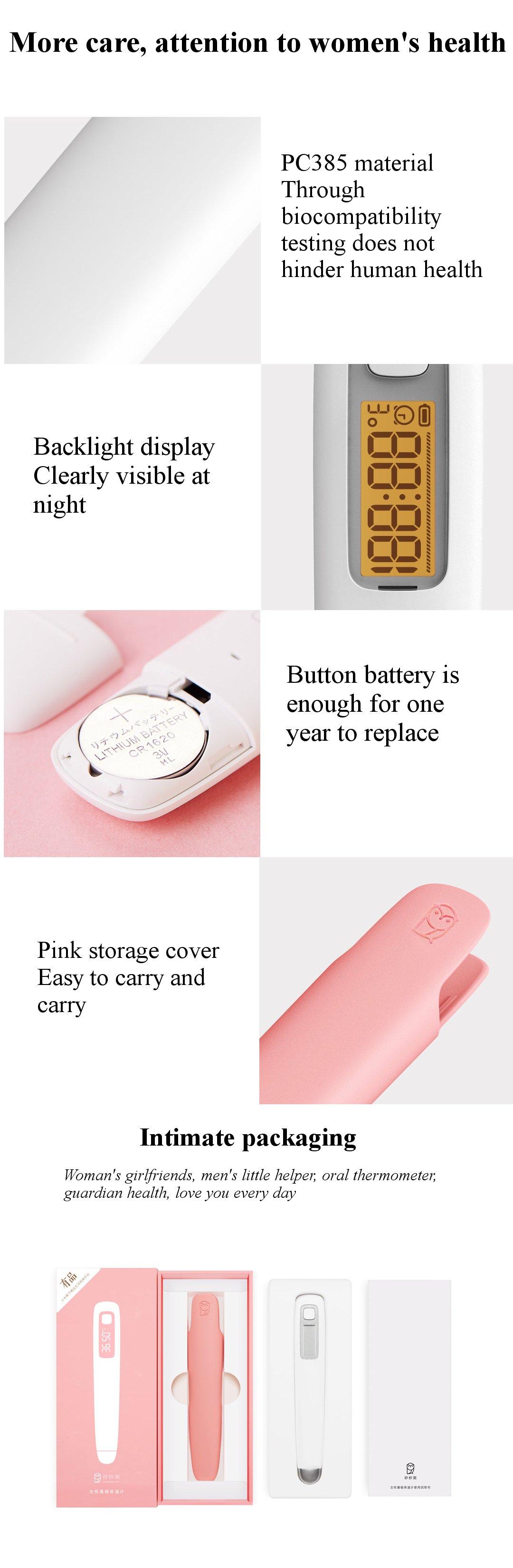 Xiaomi Women Scientific Pregnancy Basic Thermometer