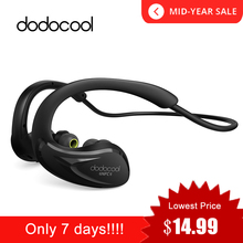 dodocool Wireless Headphone Foldable In-Ear Bluetooth Earphone with Mic IPX4 Apt-x Stereo Bluetooth Headset Earphone for Phone