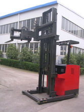 Chinese 3-way Electric Pallet Stacker With Advanced Configuration