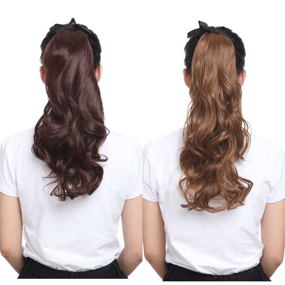 synthetic-ponytail-curly