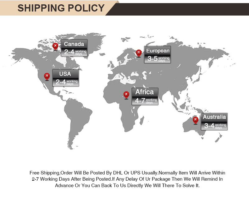 8. Shipping Policy