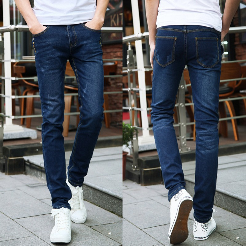 2017 New Hot Sale Straight Business Fashion Denim Good Quality Men Jeans,Retail &amp; Wholesale Designer Cotton Jeans Men,6812Одежда и ак�е��уары<br><br><br>Aliexpress