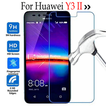 Tempered Glass For Huawei Y3 II Y3 2 LUA-U22 Lua-L21 Case Screen Protector Cover For Huawei Y3 II Glass 4.5 inch Phone Film
