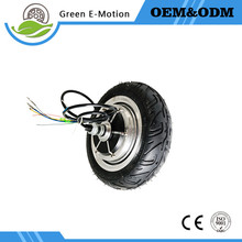 Brushless hub motor 9 inch 48v 350w 500w Non-gear electric wheel motor electric bicycle motor scooter skateboard motor