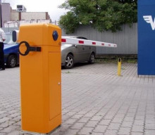 Barrier Gate/Automatic Barrier/Car park barrier system(China)