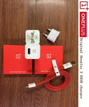 original Oneplus 3/3T  5V/4A  Dash Charger EU/UK/AU Adapter + 1+ 3 Dash Type C cable Fast Quick Charging for One Plus Three T