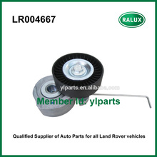LR004667 3.2L Petrol Car Pulleys and Drive Belt Tensioner for  LR2 Freelander 2 auto tension pulley drive system parts supply