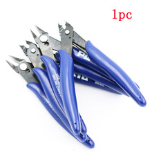 Jewelry Electrical Wire Cable Cutters Cutting Side Snips Flush Pliers Hand Tools Drop Shipping qstexpress