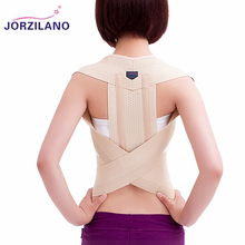 JORZILANO Women Unisex Kid Breast Back Chest Support Belt Corrector Shoulder Brace Tape Posture Orthotics Health Care Goods