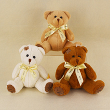 3 styles 17cm lovely A Tatty Teddy Bear plush soft stuffed Animal Doll toys for kids birthday gifts