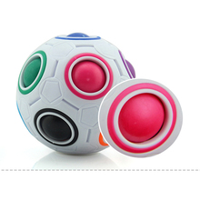 Educational Toys Cube Magique Magic Cube Maze Puzzle Cups Neo Spheres Magnetic Beads Toy Grownups 70K047
