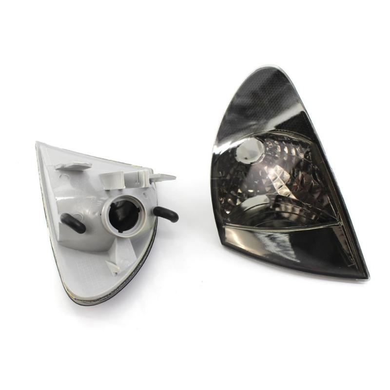 Drivers Park Signal Front Marker Light Lamp Lens Replacement for Toyota SUV 8152035080 AutoAndArt