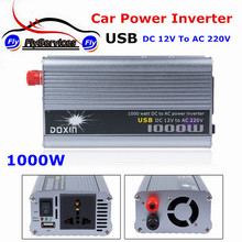 Car Power Inverter With USB Port DOXIN 1000W DC 12V to AC 220V Competitive Price(China)