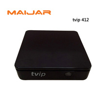 10pcs TVIP S-BOX IPTV/OTT Media Player TVIP412 V.412 Mini IPTV Box Support YouTube Airplay DLNA Streaming 3U List USB WIFI(China)