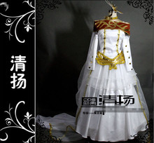 Tsubasa : Reservoir Chronicle Sakura Cosplay Costume Lolita Dress Custom Made Uniforms Free Shipping