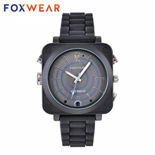 FOXWEAR F27 Sport Action 5.0m Cameras ROM 8G/16G/32G Smart Watch Voice Video Recorder DVR Remote Control by WIFI for Android iOS(China)
