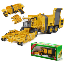 SIKU Die Cast Metal Model/Simulation toy 1:32 Scale Big Ropa Beet harvester Educational Car for children's Gifts Toys collection