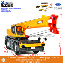 2016 New 1/50 Scale Diecast Construction Models for KATO Rough Terrain Crane Model Toys, Collection, Gift, Hot Sale