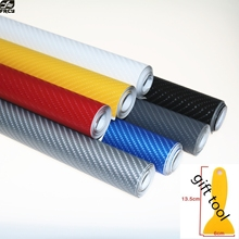 Buy Car styling GIFT TOOL 4D Carbon Fiber stickers toyota corolla camry avensis rav4 yaris auris FJ200 Highlander Prado Reiz ALL for $2.70 in AliExpress store