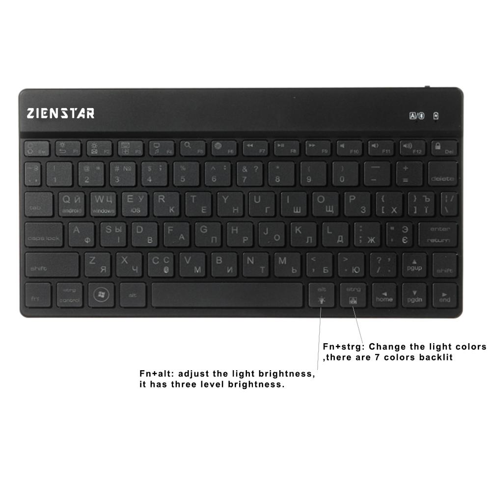 Zienstar-Russian-Ukraine-Wireless-Keyboard-Bluetooth-3-0-with-7-Colors-Backlit-for-IPAD-MACBOOK-LAPTOP (3)