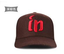 C&C Market.caps.sports baseball cap,quality,snapback warm 58cm,fashion suede baseball caps(China)
