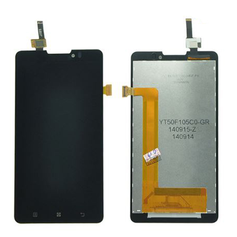 For Lenovo P780 LCD Display With Touch Screen Digitizer Assembly Black Free Shipping<br><br>Aliexpress