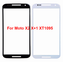 "For Motorola X2 X+1 XT1097 XT1095 Touch Panel 5.2"" Original Digitizer Front Outter Glass Lens Replacement for Motorola Phone"
