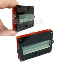 For 11.11 Battery Capacity Tester Indicator For 12V Lead-acid Lithium LiPo LCD Hot(China)