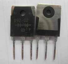 50 pieces / lot  D92-02 TO-3P 20A200V