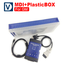 2017 High Quality For GM MDI Diagnostic Scan Tool Scanner Multiple Diagnostic Interface With Plastic Box For Gm Mdi Without WIFI(China)