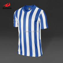 100%polyester Adult kids Soccer Top Shirts sublimation custom soccer tshirt,custom personalized team group team logo(China)