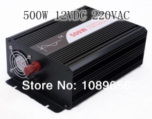 high quality 500w Pure Sine Wave Power Inverter 12VDC to 220VAC dc 12v to ac 220v Power inverter Car Inverter Converter