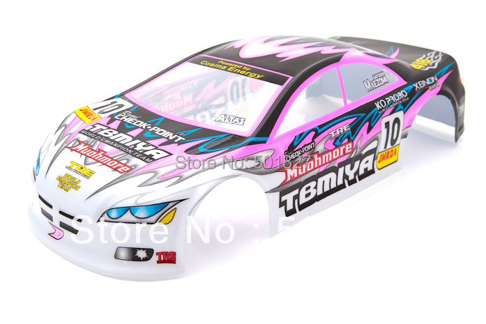 1/10 rc car parts shell body Auto 1:10 rc car PVC painted body shell 1/10 190mm 2pcs/lot  free shipping<br><br>Aliexpress