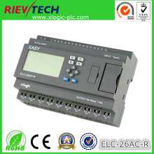 latest and innovative programmable logic controller,micro plc ELC-26AC-R-HMI